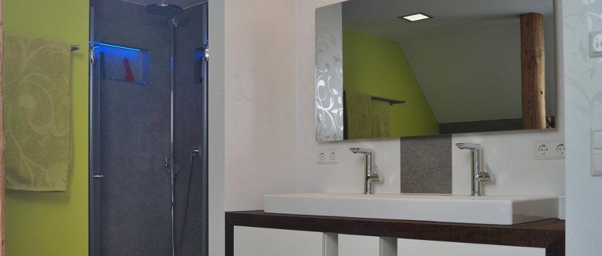 Neue Materialien für das Badezimmer – Schreinerei Schmaus ...